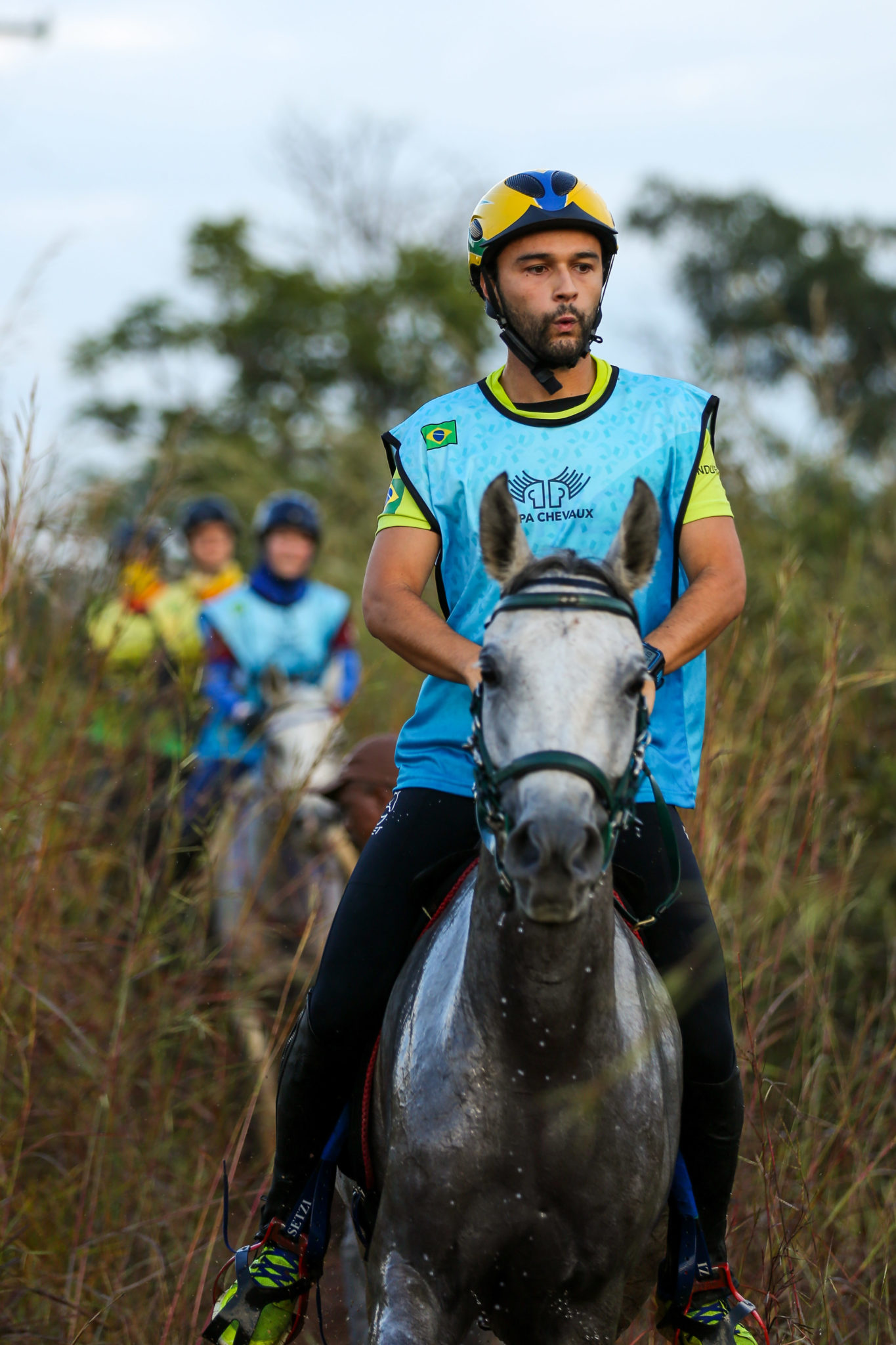 Endurance World Brasilia. Leading the way.