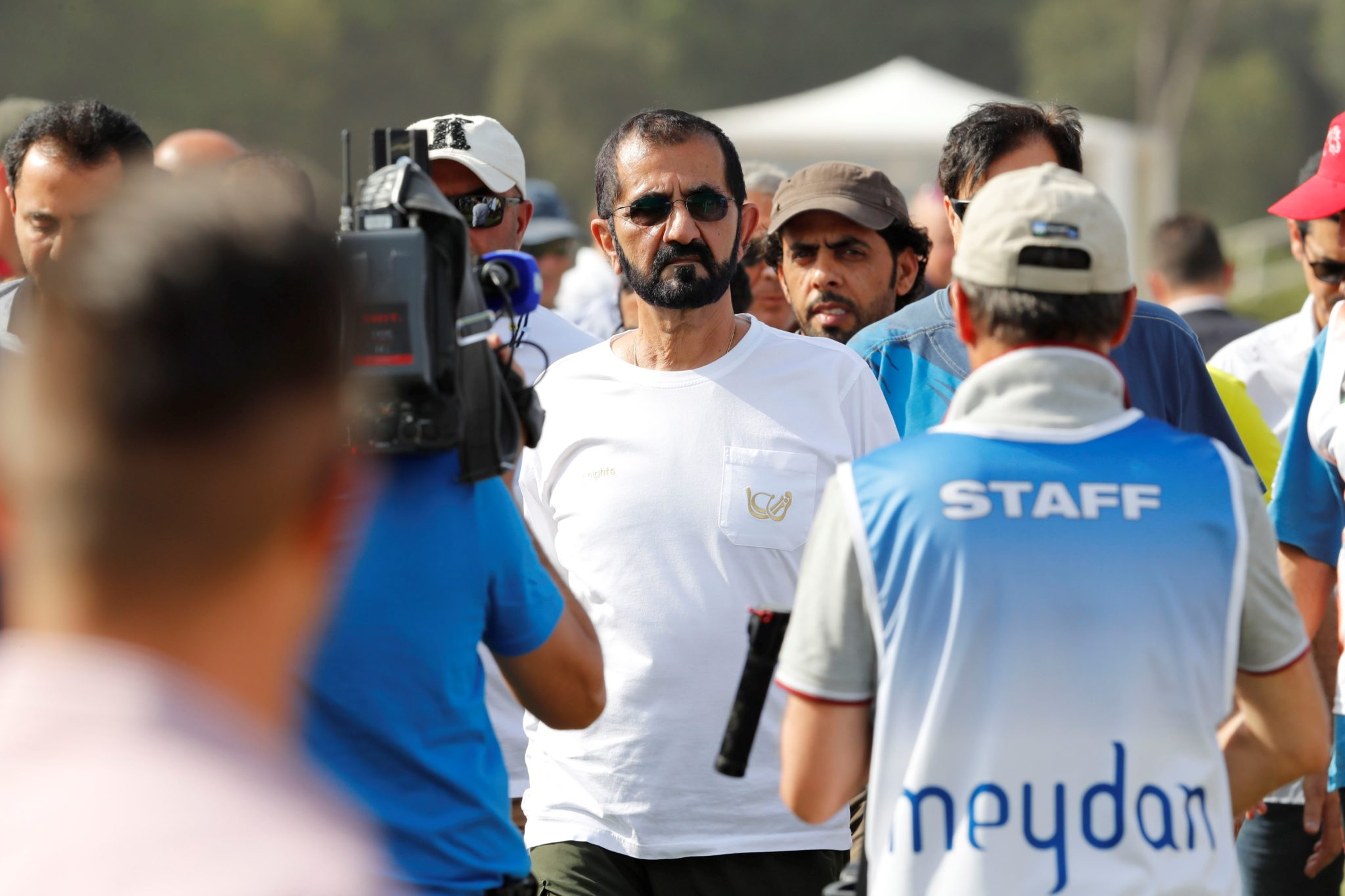 Endurance World Toscana Endurance LIfestyle. Sheikh Mohammed is a big supporter.